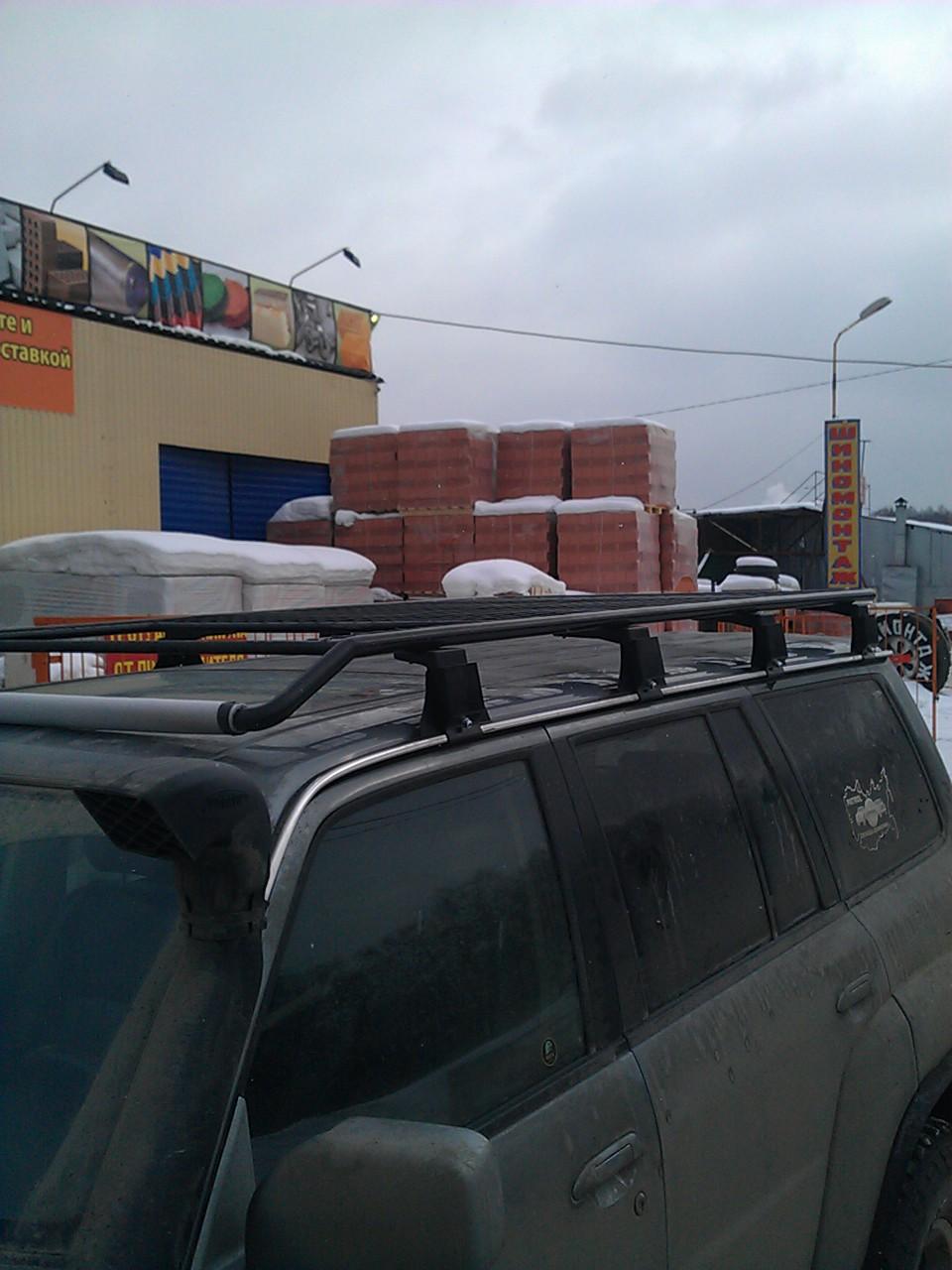 багажник-платформа