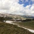 Вид на плато