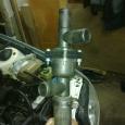 Клапан для помпы отопителя