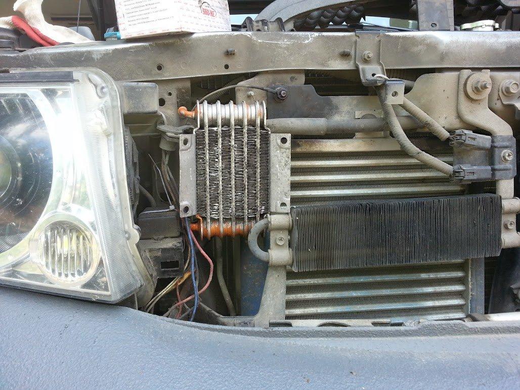 топливный радиатор