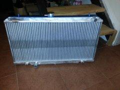радиатор патрол увеличенный цельноалюминиевый