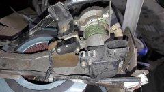 педаль газа на ниссан патрол Y61